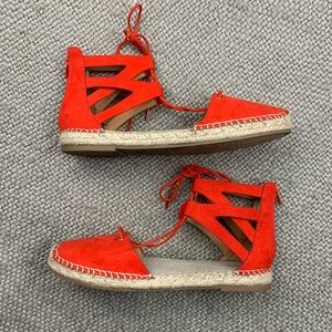 Merona sandal flats